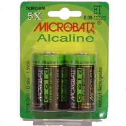 D Alkaline Batteries Battery Equivalent To Lr20 Duracell
