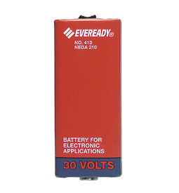 Eveready 413 Energizer 413 A413 Burgess U20 Rca Vs085
