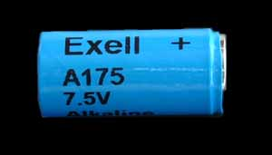 A175 Tr175 Mn175 Ena175 5lr44 Alkaline 7 5v Battery Equivalent To A175 Mallory Tr175 5lr44