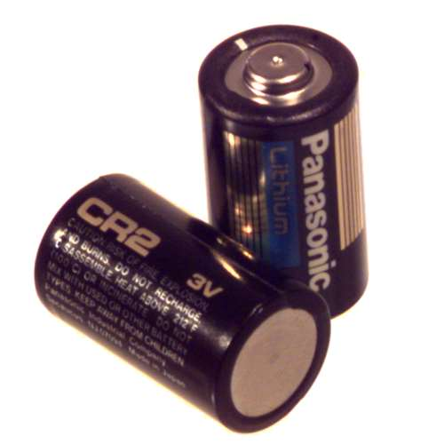 Cr2 Camera Photo Lithium Batteries Battery Equivalent To