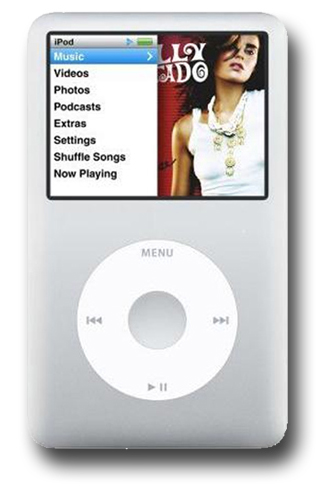 Apple Ipod Video 60 80gb Classic 120 160gb 5th 6th Generation High Capacity 700 Mah Li Ion