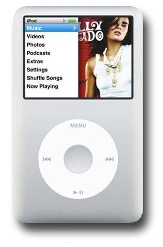 Apple Ipod Video 60 80gb Classic 120 160gb 5th 6th