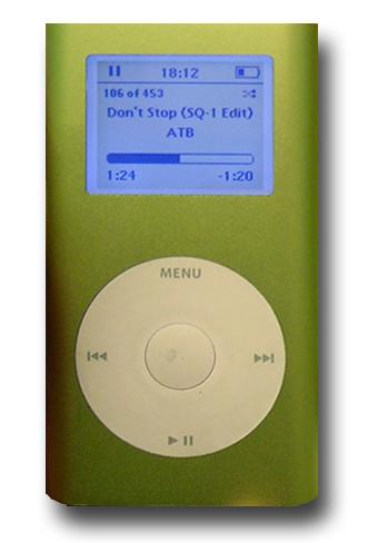 Apple Ipod 1st And 2nd Generation High Capacity 2200 Mah