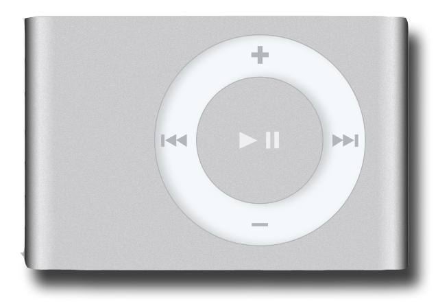 Apple Ipod Shuffle 2nd Generation High Capacity 100 Mah