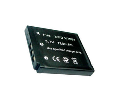 KLIC-7001 Kodak Replacement battery