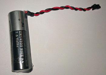 Plc Battery Mr J3bat For Mitsubishi Melservo Mr J3 Plc