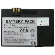 SIEMENS C45 / A50 / MT50 BATTERY 1000 mAh (Li-ion)