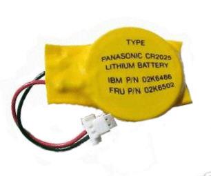 Panasonic Ibm P N 02k6502 Fru P N 02k6486 Cr2025 Wr Ibm