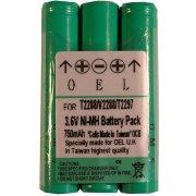 для изготовления объем батареи моторолла 2288 хорошо отводит влагу