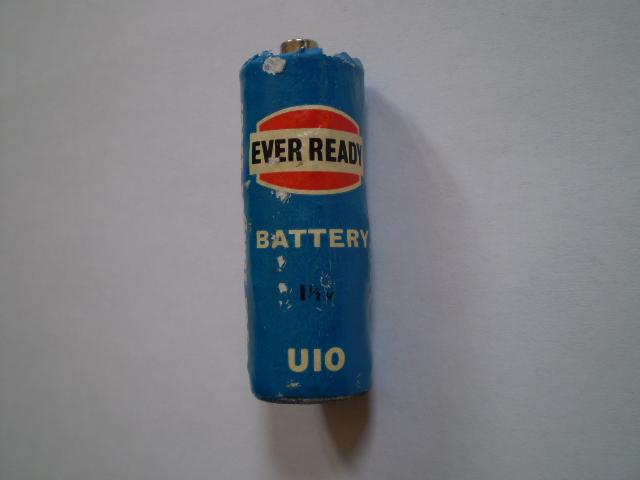 U10 R12 Energizer U10 Eveready U10 Battery
