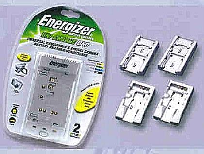 Energizer Uck1 Universal Charger Kit For Digital Camera